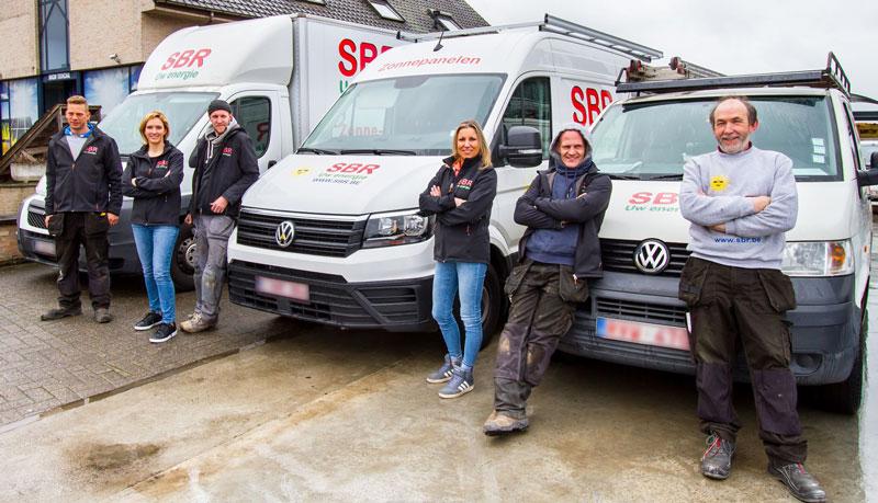 SBR voorgevel bedrijf